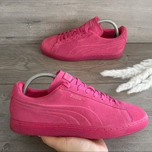 Puma Suede Emboss Iced Sneakers